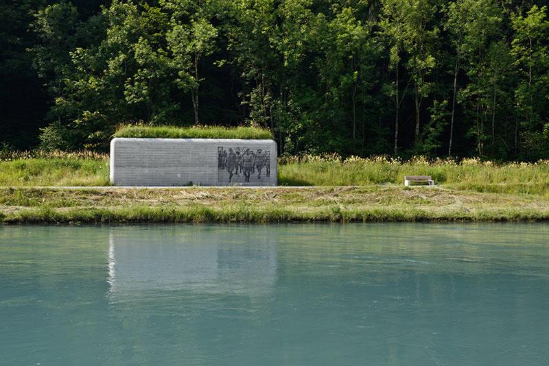 Bunker-Bild